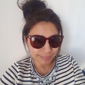 Ferragamo womans sunglasses.